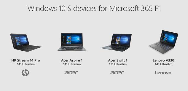 Windows 10 S portátiles baratos