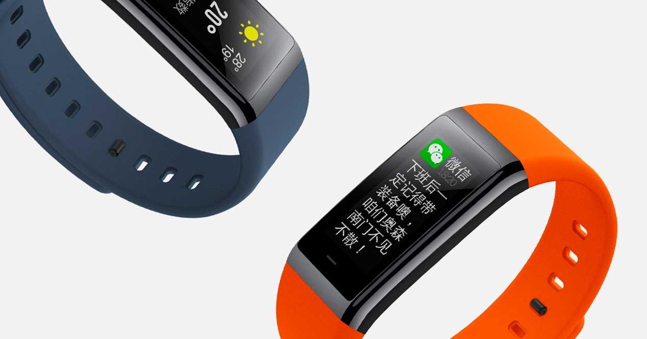 Nueva pulsera Xiaomi AMAZFIT con marco de acero inoxidable y ...