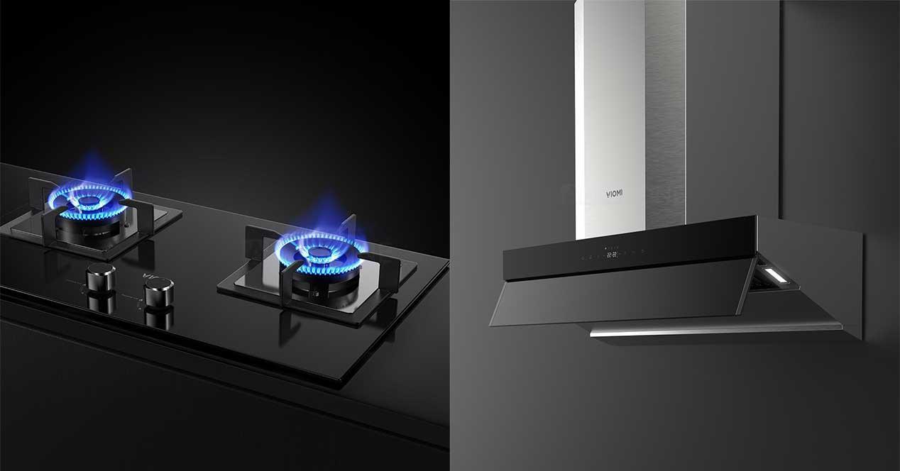 Xiaomi presenta una cocina que se controla con el m vil y App diseno cocinas