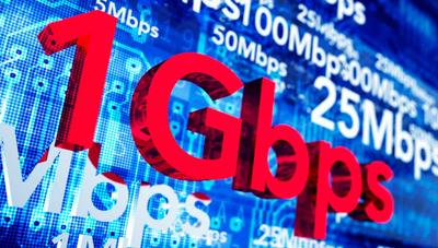 ¿Qué operadores ofrecen conexiones de 1 Gbps de velocidad?