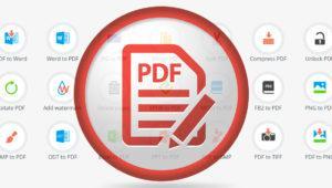 Una sola aplicación para convertir a PDF cualquier archivo y viceversa