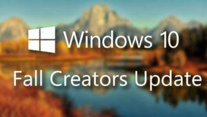 Windows 10 Fall Creators Update ya disponible: novedades, ISO y cómo descargar