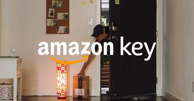 Amazon Key paquete