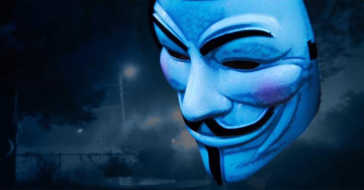 anonymous policía