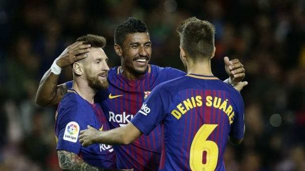 Barcelona - Olimpiacos