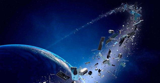 Ver noticia 'Aumentan los temores sobre los proyectos de Internet de SpaceX y Oneweb por la basura espacial'
