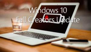 Cómo aumentar la duración de la batería del portátil en Windows 10 Fall Creators Update