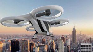 Airbus probará un taxi volador, eléctrico y autónomo en 2018