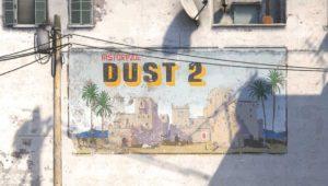 CS:GO prepara un rediseño del icónico mapa Dust2, y muestra la primera imagen