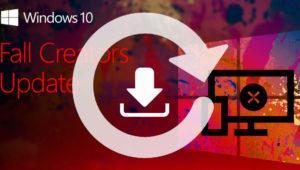 ¿No puedes actualizar a Windows 10 Fall Creators Update? Así puedes forzar la instalación