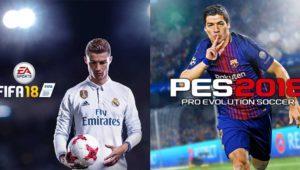 ¿FIFA 18 o PES 2018? Después de probarlos, sabemos cuál comprar