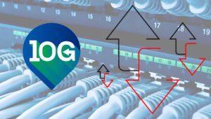 El cable podrá volar a 10 Gbps simétricos con la nueva especificación Full Duplex DOCSIS 3.1