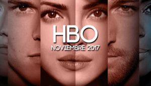 Estrenos HBO noviembre 2017 en España: series y películas