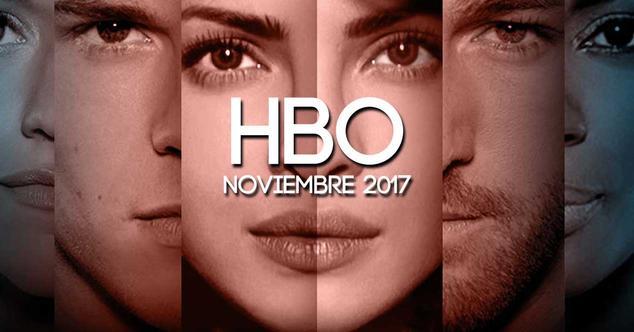 hbo noviembre 2017