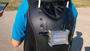Así funciona LTE Nano de Telefónica: una antena 4G de telefonía en una mochila