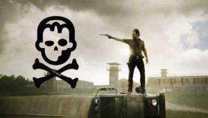 Los capítulos de The Walking Dead tienen marcas de agua invisibles para saber quién los piratea