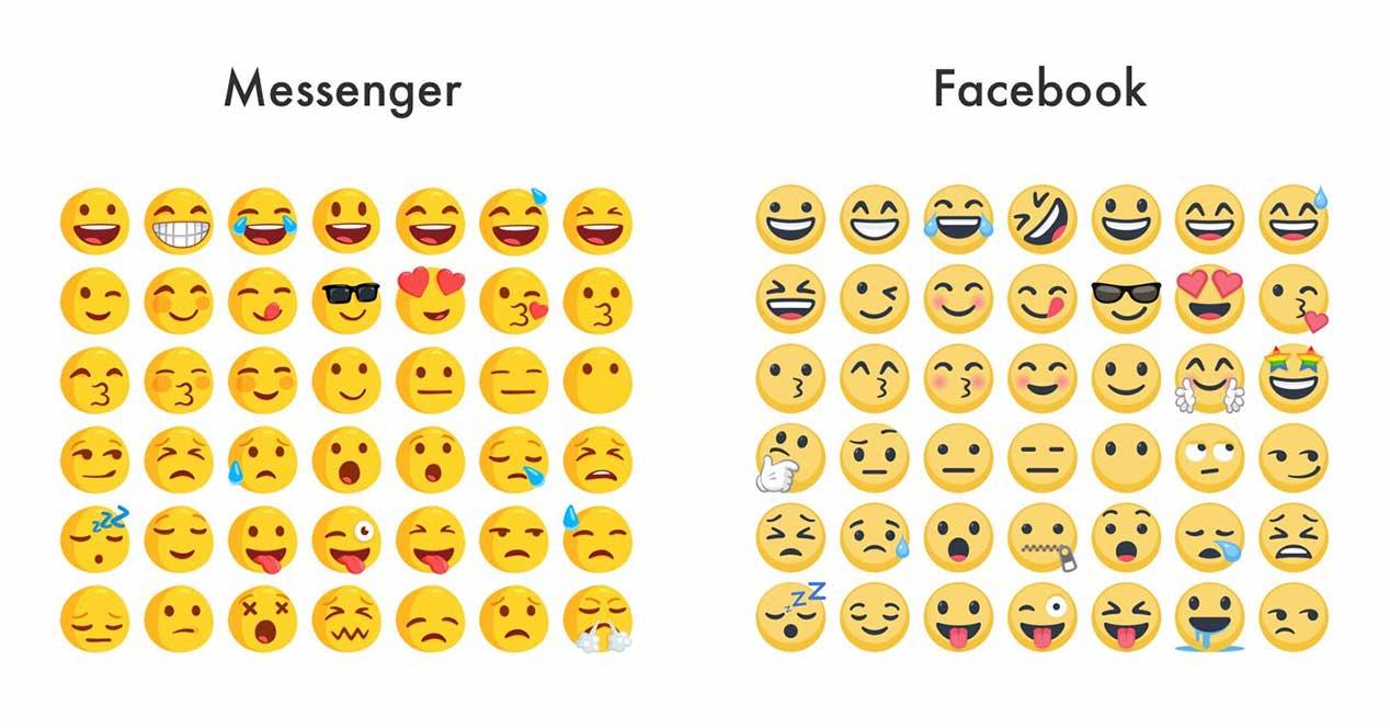 how to use emoji on facebook chat