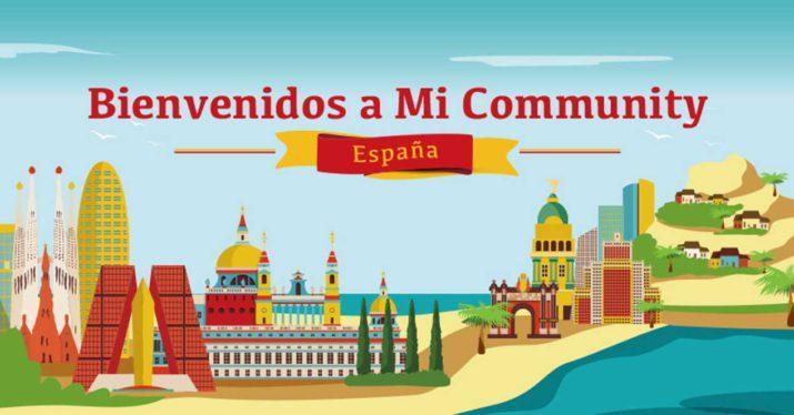 mi community españa
