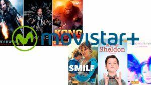 Estrenos Movistar+ noviembre 2017: series, películas y documentales