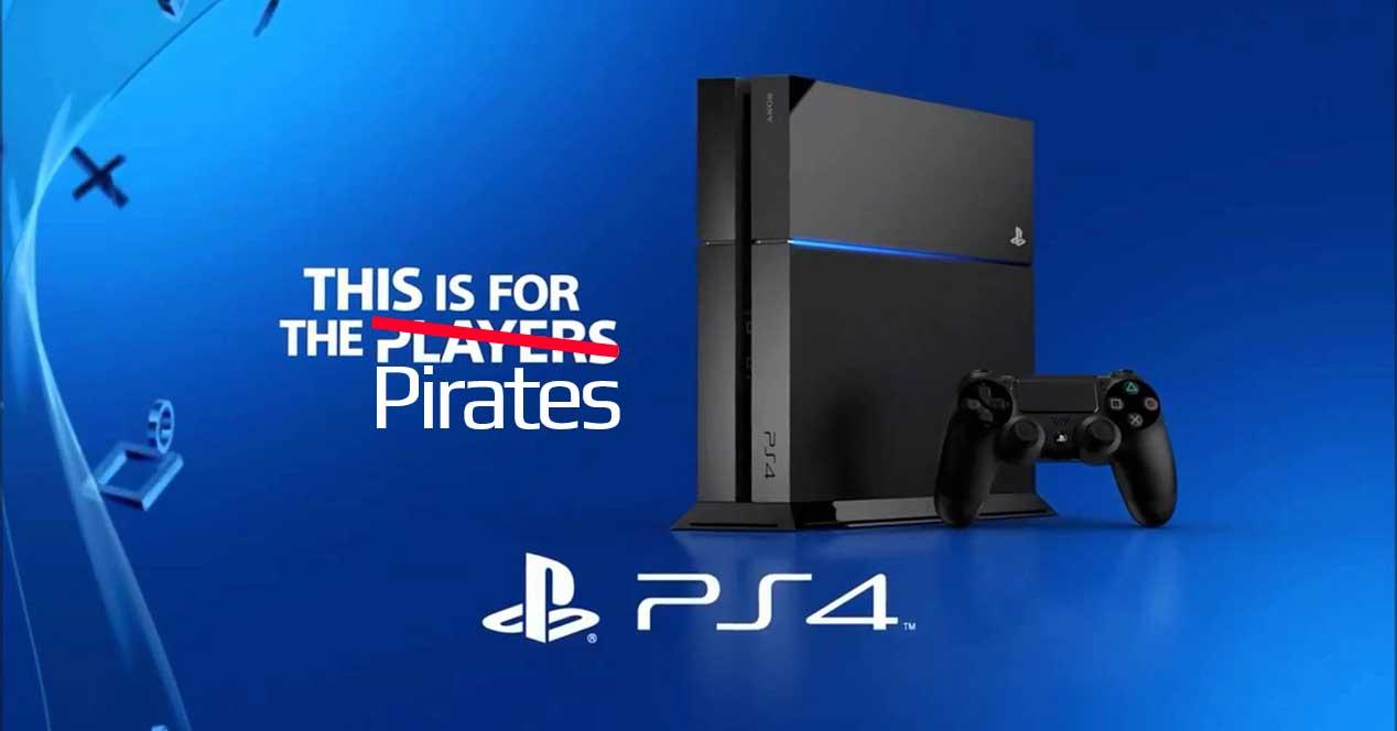 piratear ps4 4thepirates
