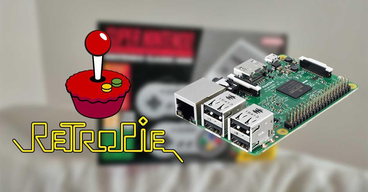 Raspberry Pi 3 RetroPie SNES Mini