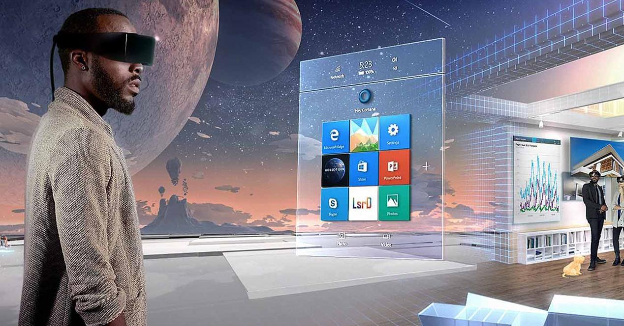Realidad Mixta Microsoft