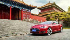 Tesla abrirá su segunda 'Gigafábrica' de baterías para coches eléctricos en China