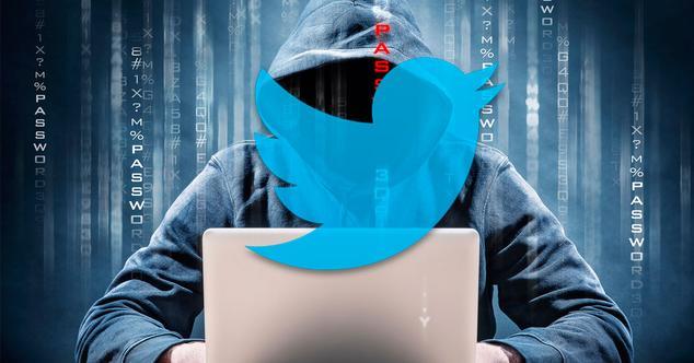cuenta de twitter robada