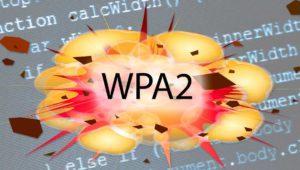 WPA2 hackeado: todas las redes WiFi son vulnerables