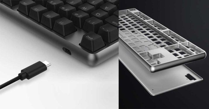 xiaomi yuemi pro aluminio usb tipo c