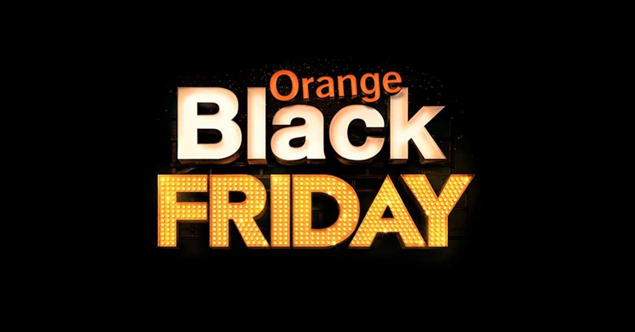 black friday 2017 orange