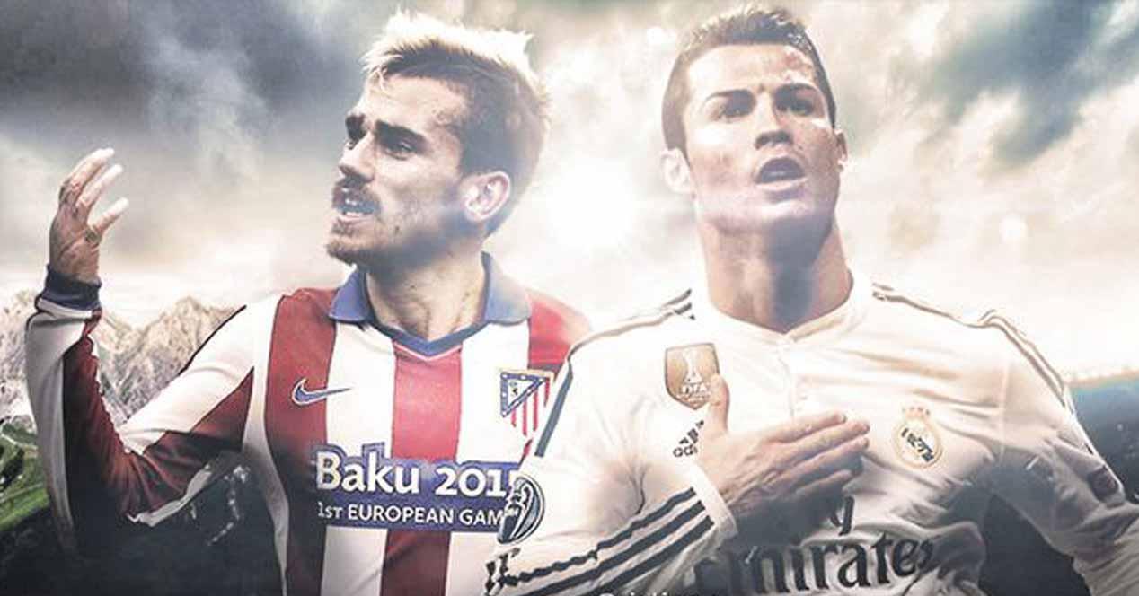 Atlético vs Real Madrid: cómo ver el partido de hoy en directo