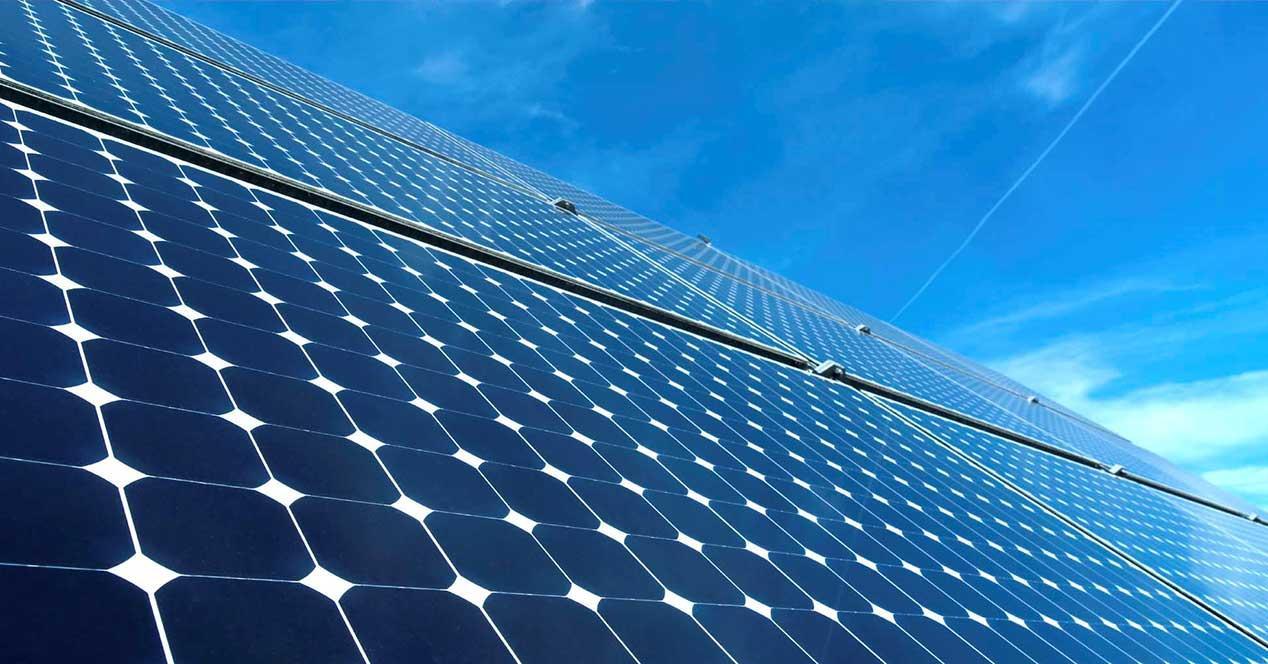Los paneles solares ya son un 80 m s baratos y espa a - Tipos de paneles solares ...