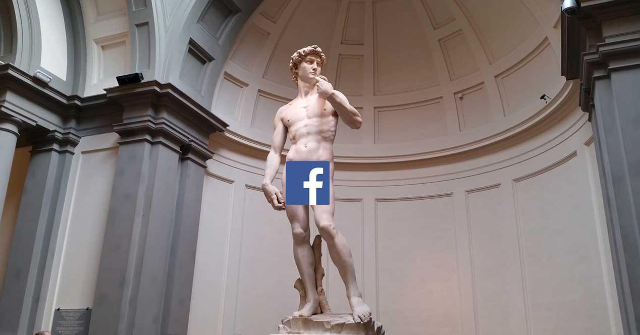 facebook fotos desnudo