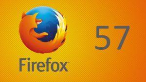 Firefox 57 ahora es casi el doble de rápido con Quantum, y estrena diseño