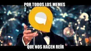 Google Allo ahora tiene un buscador de memes: ¿lo llegará a copiar WhatsApp?