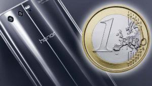 Honor tira la casa por la ventana: oferta de 200 Honor 9 a 1 euro
