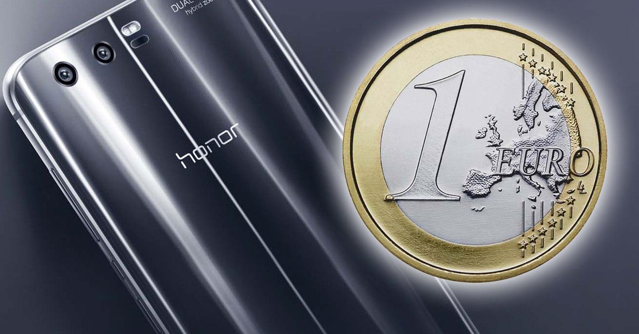 honor 9 1 euro
