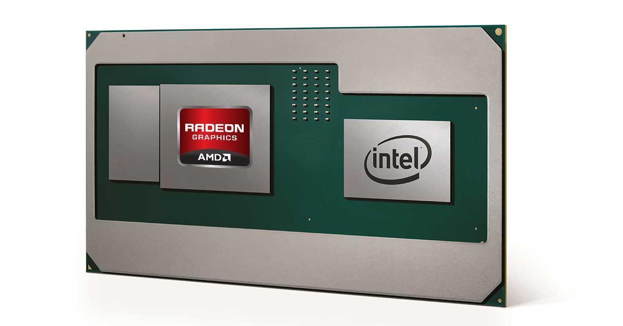 intel amd procesador grafica