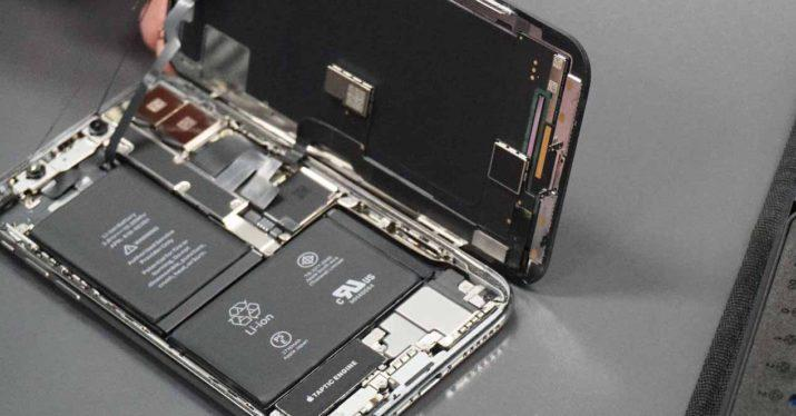 iphone x teardown