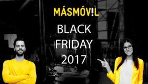 MásMóvil ofrece el doble de gigas gratis para celebrar el Black Friday