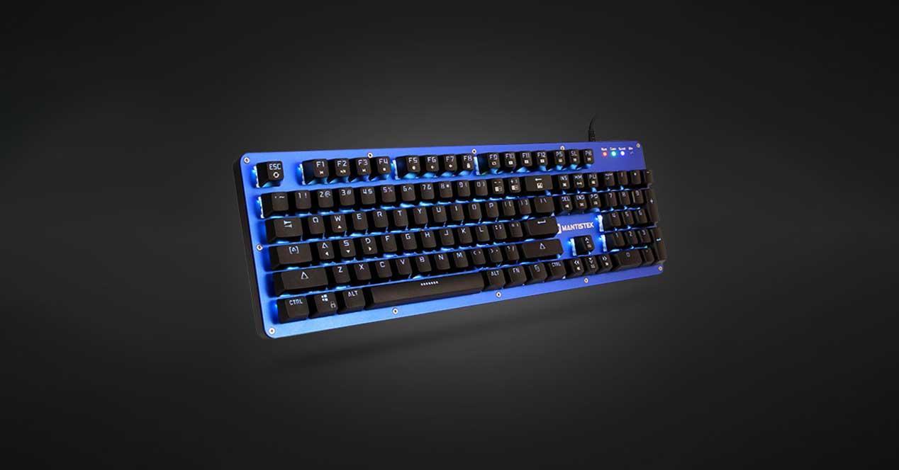 matistek teclado keylogger