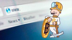 Las webs pueden seguir minando criptomonedas en tu PC aunque cierres el navegador