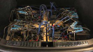 Usar un Tesla para minar criptomonedas: ¿locura o genialidad?