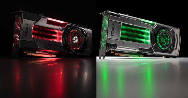 nvidia titan xp star wars