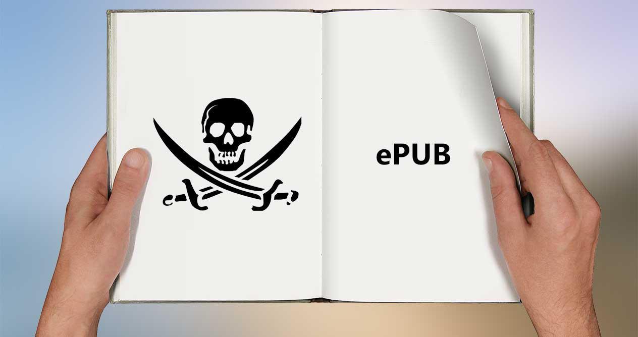 Piratería libros
