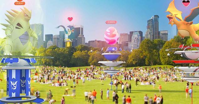 Ver noticia 'Niantic no va a dejar Pokémon GO, aunque están centrados en Harry Potter'