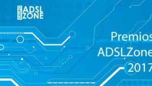 Premios ADSLZone 2017: operadores y productos ganadores