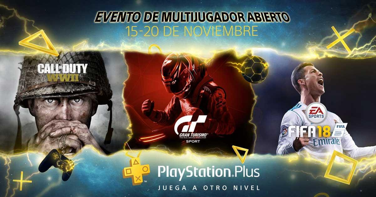 Playstation Plus Gratis Durante 5 Dias Promocion Para El Online De Ps4