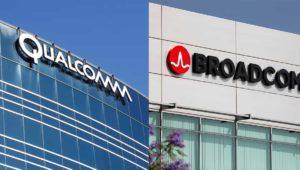 Qualcomm rechaza la oferta de compra de Broadcom por 103.000 millones